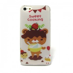 Funda sweet cooking para iPhone 5