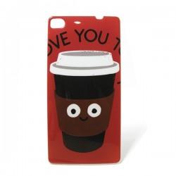 Funda Cup of cafeconleche Huawei P8 Lite