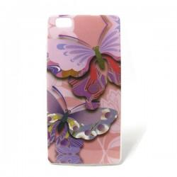 Funda Butterfly Huawei P8 Lite
