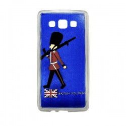Funda British Soldier Galaxy A5