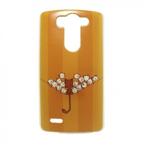 Gel Gato para LG G3 mini