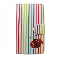 Funda tapa Mariquita Alcatel Pop C7
