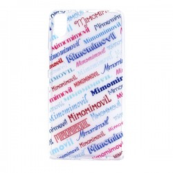 Funda gel Mimomimovil BQ X5