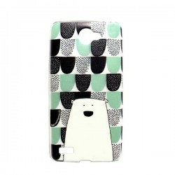 Funda gel Oso Polar LG Bello2