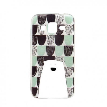 Funda Gel Oso Polar Galaxy Core Prime