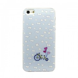 Funda Nubes iPhone 5