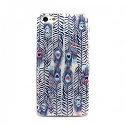 Funda Plumas iPhone 5