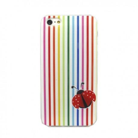 Funda Mariquita iPhone 5