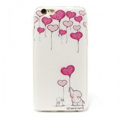 Funda Elefante iPhone 6 Plus