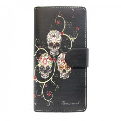 Funda tapa Calaveras iPhone 6 Plus