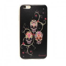 Funda Calaveras iPhone 6 Plus