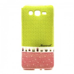 Funda cactus Galaxy Grand Prime