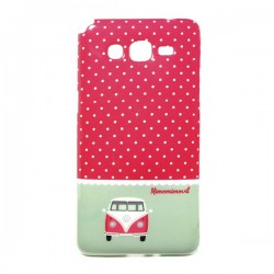 Funda furgo Pin-up Galaxy Grand Prime