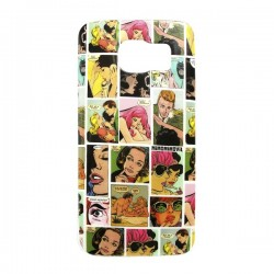 Funda Gel Comic Glx S7