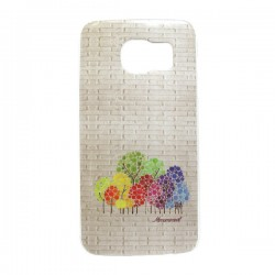 Funda Gel Bosque animado Glx S6