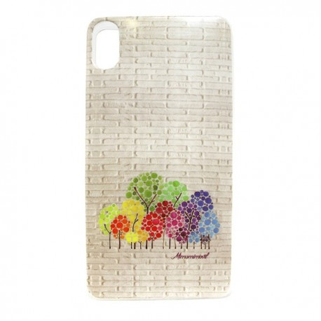 Funda Bosque Animado BQ X5