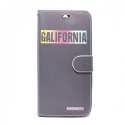 Funda tapa Galifornia LG K8