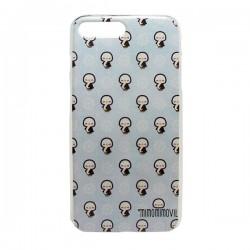 Funda gel Pingüinos iPhone7