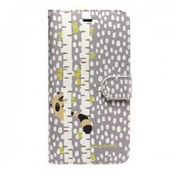 Funda tapa Mapache iPhone 7