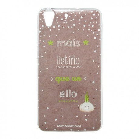 Funda gel Allo Y6 II