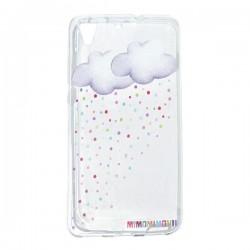 Funda Nubes Huawei Y6(2)