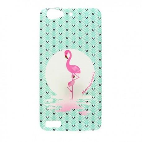 Funda gel Flamingo Huawei GR3