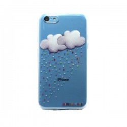 Funda Nubes iPhone 5C