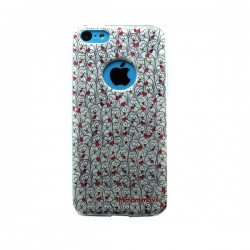 Funda Pajarillos iPhone 5C