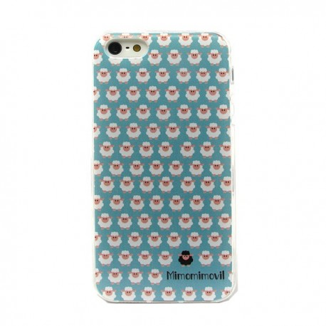 Funda Ovejas iPhone 5