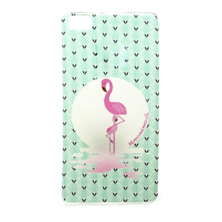 Funda Flamingo Huawei P8 Lite