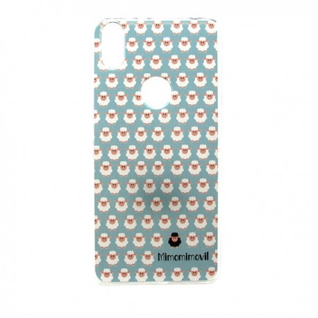 Funda Ovejas BQ X5 Plus