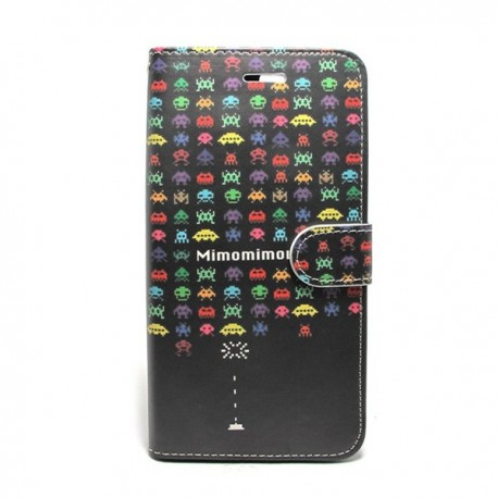 Funda tapa Videogame Huawei Y5