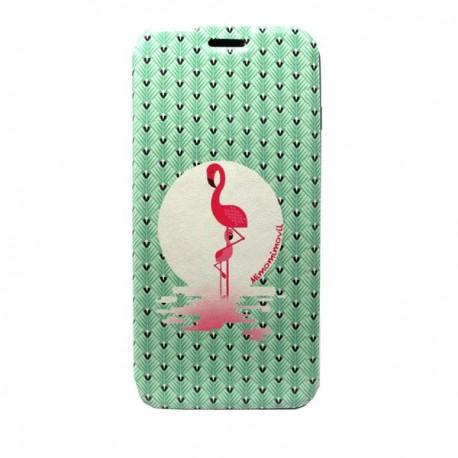Funda tapa Flamingo BQ X5 Plus
