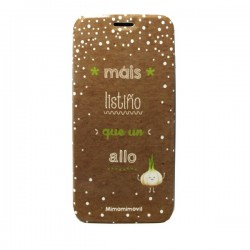 Funda tapa Allo BQ X5 Plus