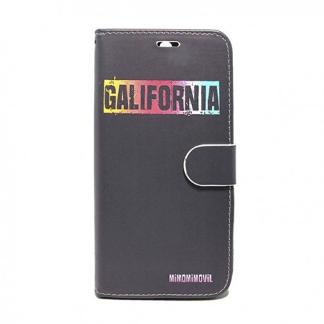 Funda tapa Galifornia Galaxy J3