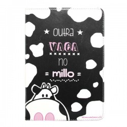 """Funda Vaca no Millo Tablet Universal 8"""""""