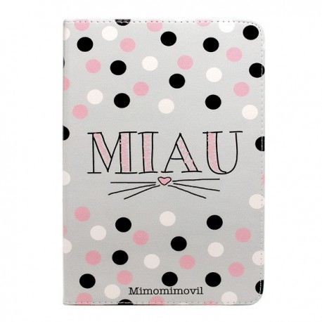 Funda Miau Tablet Universal 7""