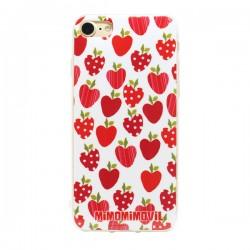 Funda fresas iPhone 6/6S