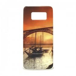 Funda Puente Galaxy S8 Plus
