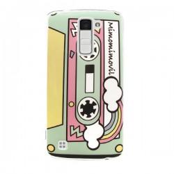 Funda cassette Lg K10