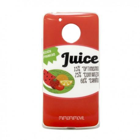 Funda Juice Moto G5