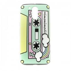 Funda cassette Moto G4