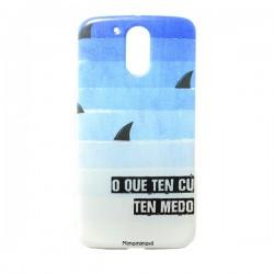 Funda Tiburones MOto G4