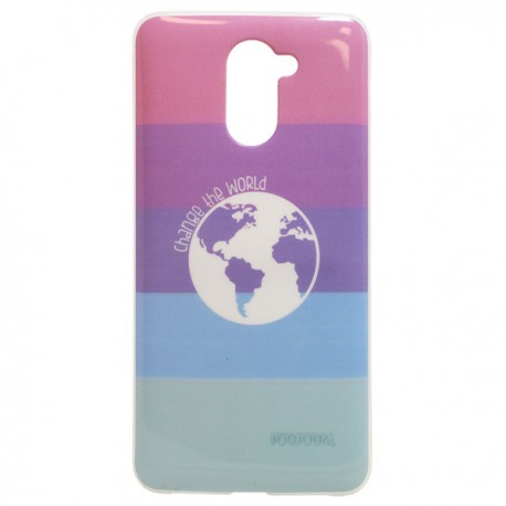 Funda World Huawei Y7 / Y7 Prime