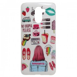 Funda Collage Huawei Y7