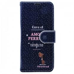 Funda tapa Amor Perruno Huawei Y7 / Y7 Prime