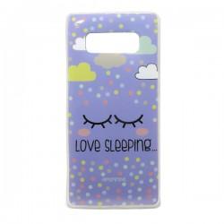 Funda Love Sleeping Glx Note 8