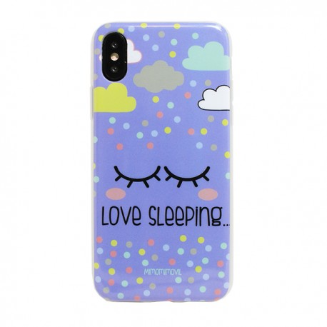 Funda Sleep iPhone X
