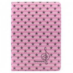 Funda rosa iPad