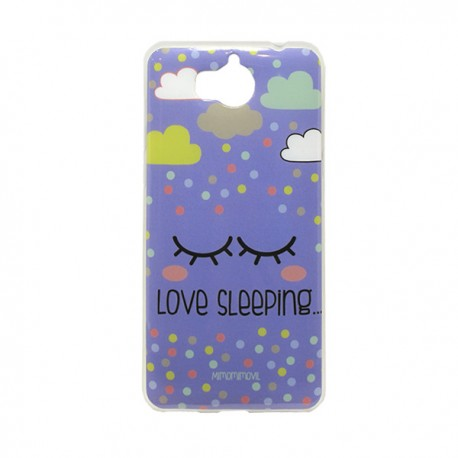 Funda Sleeping Y5-2017/Y6-2017